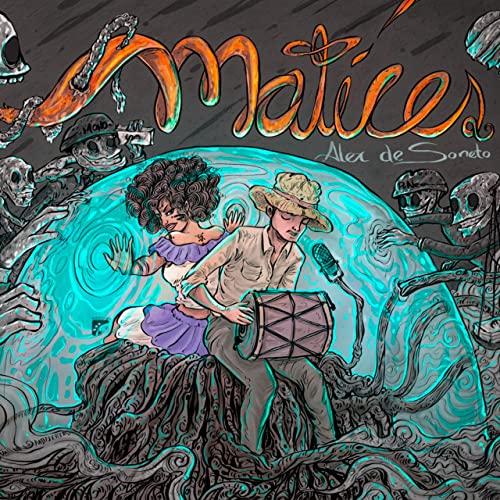 Matices Alex de Soneto Album HIPHOP